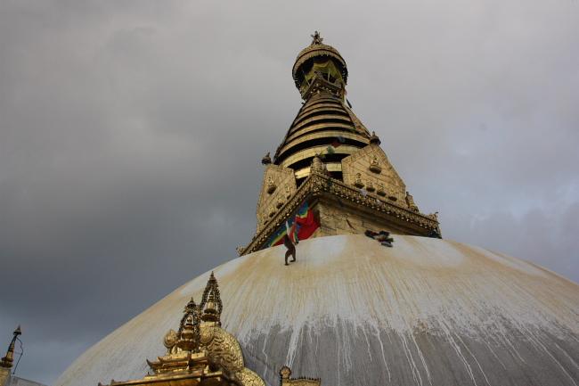Swayambhunath0011