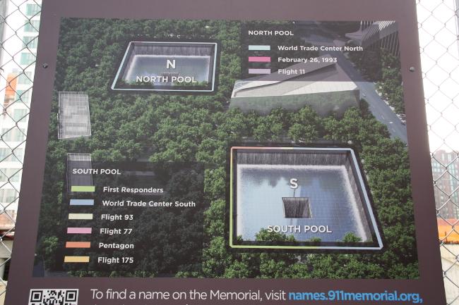 Mapa memorial