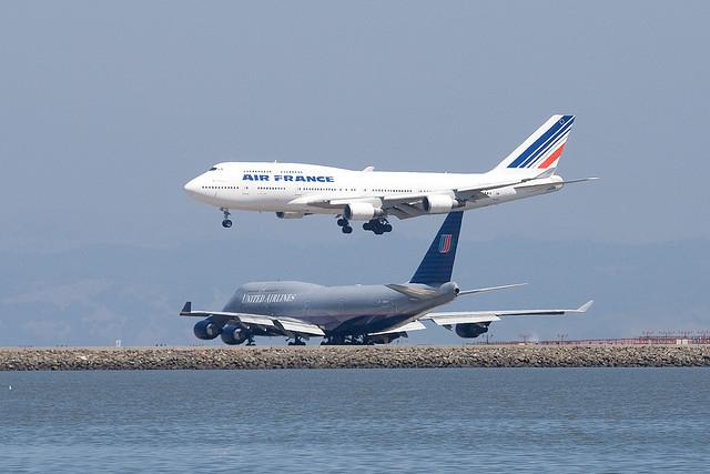 Líneas aéreas más seguras del mundo